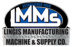Lingis Manufacturing, Machine & Supply Co., Inc. Logo